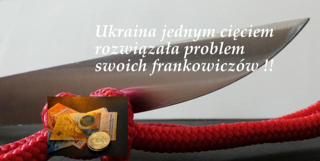 Kredyty frankowe na Ukrainie